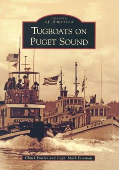 Grew up with the author, his family, and my family tug boating together on Puget Sound. Boy! I miss those days sometimes. My dad and his boats are mentioned in this book.