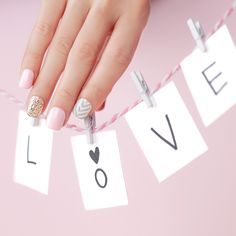 Celebrate love with your fave imPRESS Manicure.