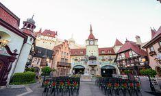Disney Wedding Venue, Disney Inspired Wedding, Florida Wedding Venues, Epcot Florida, World Cruise, German Village, Disney Aesthetic, Walt Disney World, Fairy Tales