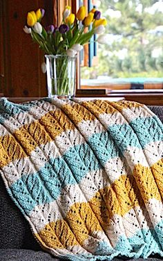 Knit Or Crochet, Lace Knitting, Knitting Stitches, Knitting Patterns Free, Crotchet, Knitted Afghans, Knitted Blankets, Knitting Projects, Picasa