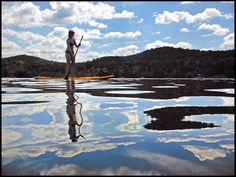 Reflections of a Paddleboarder