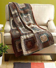 Bulky Yarn... raverly pattern Lion Brand