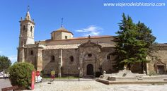 Viajero de la Historia: Molina de Aragón, ciudad fortaleza. Iglesia de San Francisco.