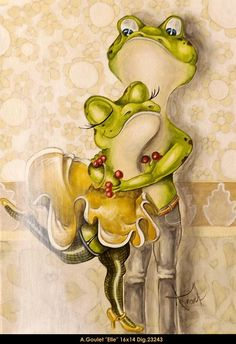 Artist - Anouck Goulet