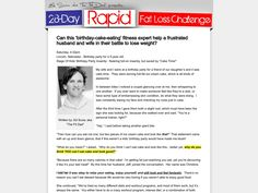 ① 28 Day Rapid Fat Loss Challenge - http://www.vnulab.be/lab-review/%e2%91%a0-28-day-rapid-fat-loss-challenge