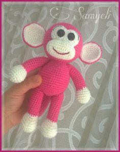Samyelinin Örgüleri: Pembe Maymun / Pink Monkey