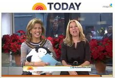 Squishable on the Today Show! #squishable #plush #fashion #todayshow