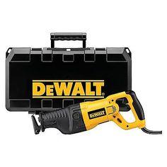 DIY  Tools 18v Dewalt Reciprocating Saw