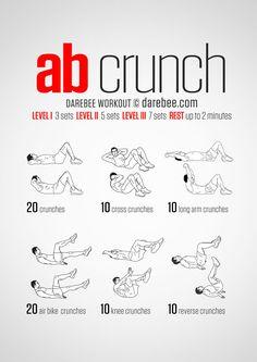 Ab Crunch Workout