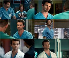 from Saving Hope s2