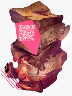 Works by Sachin Teng, via Behance