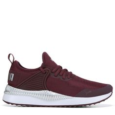 f7a7c66c7fdc Puma Women's Pacer Next Cage Sneakers (Fig/Silver)