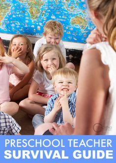 preschool teacher survival guide