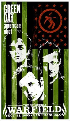 Green Day by Chris Bilheimer