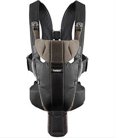 BABY BJORN MIRACLE ORGANIC CARRIER- worth the money