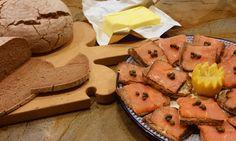 Auvergne Rye Loaf/Tourte de Seigle (France)