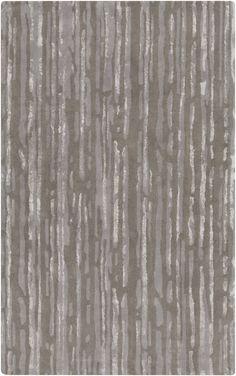 Surya Modern Classics CAN2054 Blue/Grey Modern Area Rug