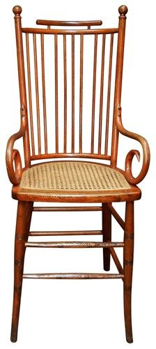 Thonet style Bentwood Caned chair - $625.