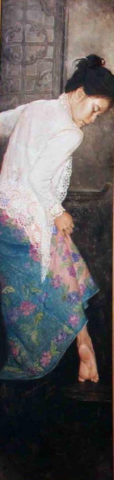 Josephine Linggar - Gadis cantik 1