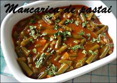Mancarica de pastai Ratatouille, Soup, Ethnic Recipes, Soups, Chowder