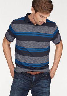 s.Oliver RED LABEL Poloshirt für 35,99€. Modisches Poloshirt, Angenehm weiche Qualität dank reiner Baumwolle, Regular-fit/normale Form bei OTTO