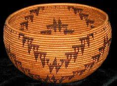 Maidu baskets for sale