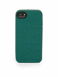 Marc by Marc Jacobs Logomania Case for iPhone 5
