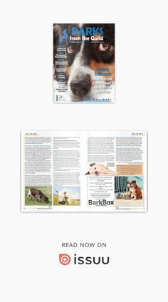 BARKS from the Guild September 2016 by The Pet Professional Guild - issuu