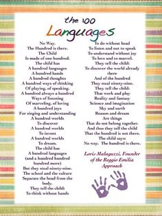encourage children learn how to stand up for your right to your hundred and how to celebrate your unique perspective and learning style. This poem would be a great one to frame and display