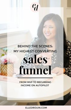 Behind the scenes of my highest converting sales funnel - from how I came up with the idea, how I launched the membership program, how I set up the sales funnel, to tactical strategies I've used to grow my business.