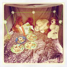 Teddy Bear Picnic Camp Mommy