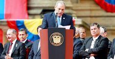 'Este será el Congreso de la paz': presidente del Senado Prepping, Day Planners, Peace, Get Well Soon, Colombia, Prep Life