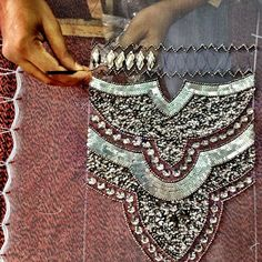 Just Bead It. Respect The Art. #india BY YUMI KIM