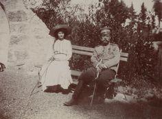 Tatiana & Nicholas in the Crimea, 1910                                                                                                                                                                                 More