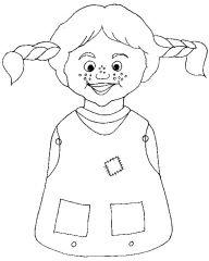 Pippi Langkous: lesideeën.