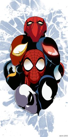 spidey_by_dorets-d51n3to.jpg (1600×3200)