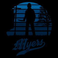 Horror Sun Set Myers #myers #michaelmyers #halloween #horror #film #haddonfield #apparel #tee