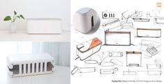 Xiaomi-Storage box design on Behance