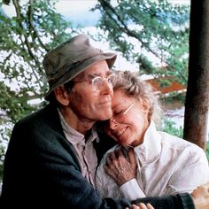 On Golden Pond| A classic| A+ acting, setting, story, and musical score| watch it on a winter or rainy afternoon| a treat.