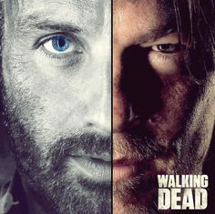 Rick + Daryl = Ricryl - TWD