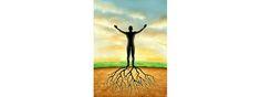 Leer aarden. Aarden of gronden is jezelf verbinden met de aarde. Aarden brengt je in het hier en nu. Iemand die goed gegrond is voelt meer balans.