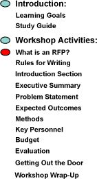 Grant Writing 2: What is an RFP?