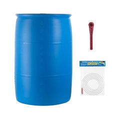 55 Gallon Water Barrel Combo - Water Storage - Water