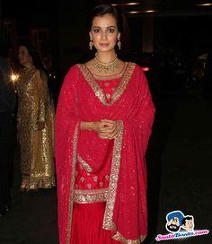 Masaba Gupta Wedding Reception -- Dia Mirza Picture # 323585