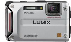 Panasonic Lumix TOUGH Waterproof Digital Camera with Optical Zoom (Silver) -- You can get additional details at the image link. Flash Photography, Photography Camera, Underwater Photography, Cameras Nikon, Slr Camera, Panasonic Camera, System Camera, Digital Slr, Digital Cameras
