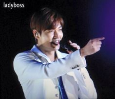 22/5/2015 , Lee Min Ho @LotteDuttyFree Event ... Yes You're The One Who I Love ❤️