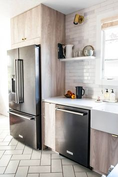 A Designer Shows Us How to Give a Dated Kitchen a Drool-Worthy Makeover   MyDomaine