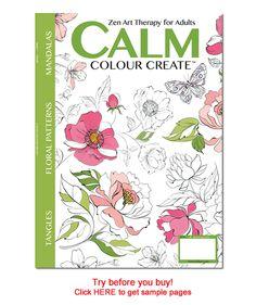 Calm Colour Create Canada