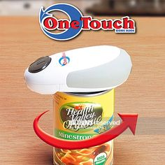 Автоматична отварачка за консерви One Touch Can Opener