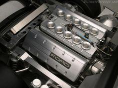 Ford Cobra Concept Engine